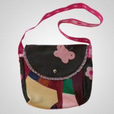 Selbstgemachte Kindergartentasche